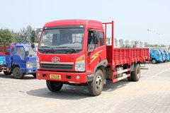 青岛解放 赛龙重卡 180马力 4X2 6.2米栏板载货车(CA1167P1K2L2EA80)