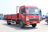 青岛解放 赛龙中卡 140马力 4X2 6.75米栏板载货车(2010款)(CA1145PK2L2AEA80)
