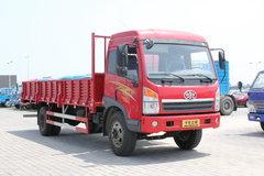 青岛解放 赛龙中卡 140马力 4X2 6.75米栏板载货车(2010款)(CA1145PK2L2AEA80) 卡车图片