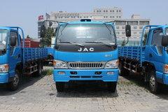 江淮 威铃II中卡 158马力 4X2 栏板载货车(HFC1162K1R1GZT) 卡车图片