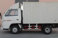 一汽通用 金铃 130马力 4X2 5.2米单排厢式载货车(CA5060XXYK34LR5) 卡车图片