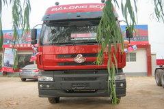 东风柳汽 霸龙507重卡 270马力 8X4 9.6米栏板载货车(LZ1244PEL) 卡车图片