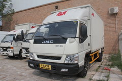 江铃凯锐 116马力 4米单排厢式轻卡(宽体普通) 卡车图片