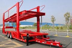 中集牌 12米中置轴车辆运输挂车(ZJV9150TCLJM)