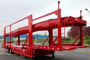 中集牌 13.75米中置轴车辆运输挂车(ZJV9210TCLSZ)