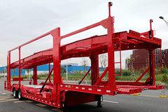 中集牌 13.75米中置轴车辆运输半挂车(ZJV9210TCLSZ)
