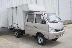 北汽黑豹 Q7 1.5L 112马力 汽油 2.52米双排厢式微卡(BJ5036XXYW41JS) 卡车图片