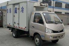 北汽黑豹 Q7 1.5L 112马力 汽油 3.17米冷藏车(BJ5036XLCD50JS)