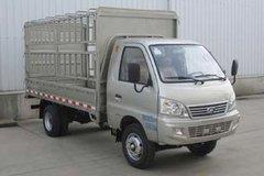 北汽黑豹 Q3 1.5L 112马力 汽油 3.55米单排仓栅式微卡(BJ5030CCYD51JS) 卡车图片