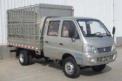 北汽黑豹 Q3 1.5L 112马力 汽油 3米双排仓栅式微卡(BJ5030CCYW51JS) 卡车图片