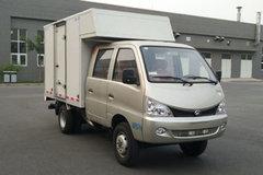 北汽黑豹 Q7 1.5L 112马力 汽油/CNG 2.52米双排厢式微卡(BJ5036XXYW50TS) 卡车图片