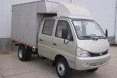 北汽黑豹 H7 1.5L 71马力 柴油 2.52米双排厢式微卡(BJ5036XXYW11HS) 卡车图片