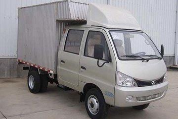 北汽黑豹 H7 1.5L 71马力 柴油 2.52米双排厢式微卡(BJ5036XXYW11HS)