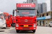 三环十通 昊龙 270马力 8X2 8米仓栅式载货车(STQ5311CCYA5)