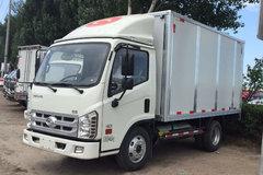 福田 时代HQ1 84马力 CNG 3.67米单排厢式轻卡(BJ5046XXY-E7) 卡车图片