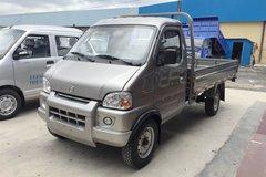 现代商用车(原四川现代) 瑞宝 1.3L 87马力 汽油 3.4米单排栏板微卡(CNJ1030RD30NGV) 卡车图片