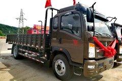 中国重汽HOWO 悍将 170马力 5.75米排半栏板轻卡(ZZ1167G451CE1) 卡车图片