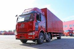 一汽解放 J6M重卡 280马力 6X2 9.5米厢式载货车(CA5250XXYP63K1L6T3E5) 卡车图片