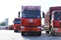 解放J6M载货车外观                                                图片