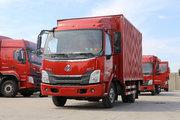 东风柳汽 乘龙L3 160马力 4.2米单排厢式轻卡(LZ5041XXYL3AB)