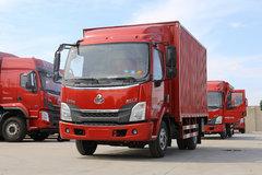 东风柳汽 乘龙L3 160马力 4.2米单排厢式轻卡(LZ5041XXYL3AB) 卡车图片