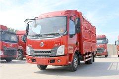 东风柳汽 乘龙L3 160马力 4.2米单排仓栅式轻卡(LZ5041CCYL3AB) 卡车图片