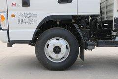 江淮 康铃33窄体 117马力 3.85米排半栏板轻卡(HFC1041P93K1C2V)