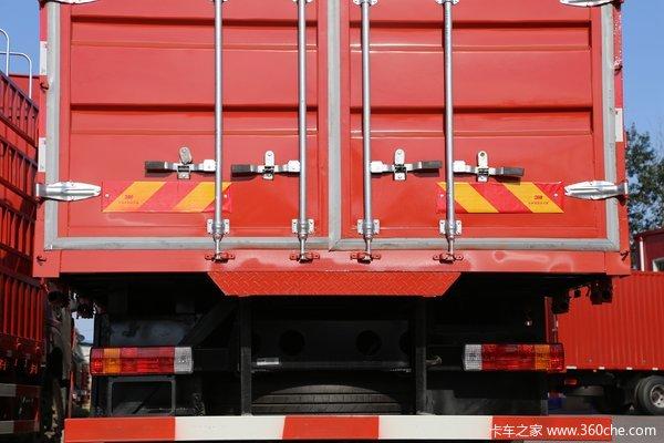 降价促销 青岛解放JH6载货车仅售35.7万