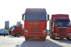 青岛解放 JH6重卡 240马力 6X2 9.5米栏板载货车(CA1250P26K1L7T3E5A80)