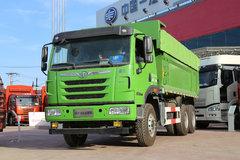 青岛解放 天V重卡 350马力 6X4 5.4米自卸车(10挡)(CA3250P2K2L3T1E5A80) 卡车图片