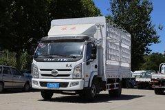 跃进 上骏X500-33 125马力 4.17米单排仓栅式轻卡(SH5042CCYKFDCWZ) 卡车图片