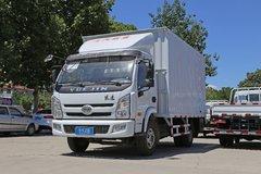 跃进 上骏X500-33 125马力 4.18米单排厢式轻卡(SH5042XXYKFDCWZ2) 卡车图片