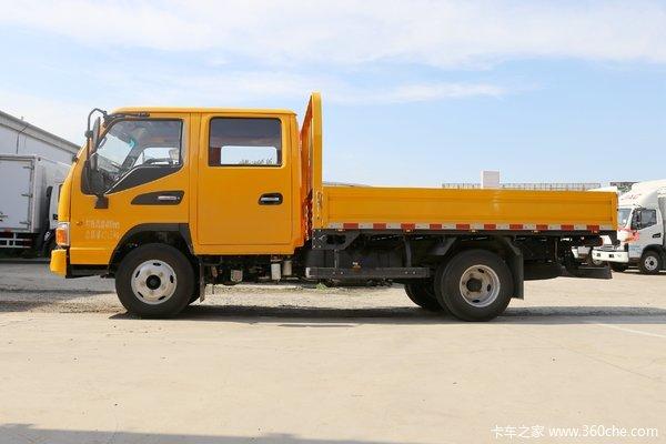 降价促销南京骏铃E3载货车仅售9.08万