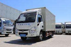 跃进 小福星S50Q 1.3L 87马力 汽油 3.33米单排厢式微卡(SH5032XXYPBGBNZ) 卡车图片
