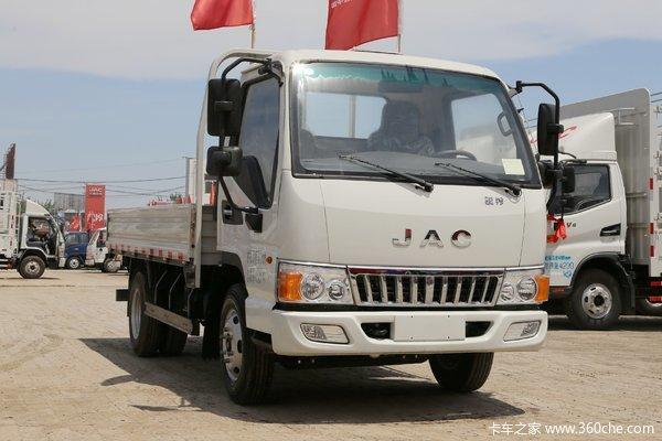 回馈客户六盘水江淮骏铃E3载货车仅售7.08万