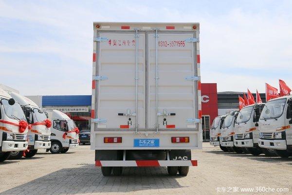优惠1.3万温州江淮骏铃E3载货车促销中