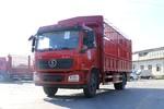陕汽重卡 德龙L3000 220马力 4X2 6.75米排半仓栅式载货车(SX5160CCYLA1)图片