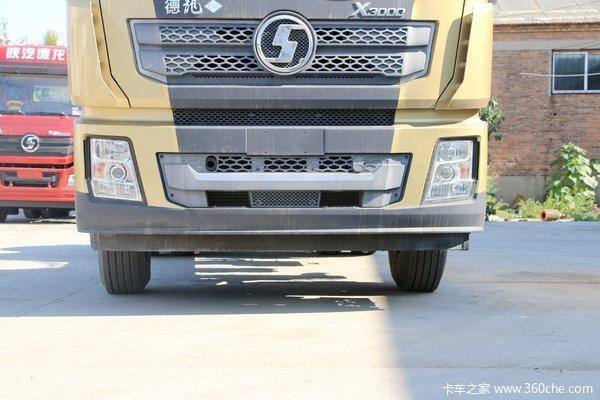 德龙X3000牵引车火热促销中 让利高达1.2万
