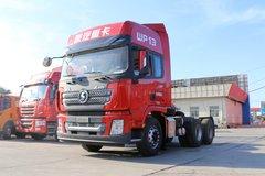 陕汽重卡 德龙X3000 黄金版 轻量化 500马力 6X4牵引车(SX4250XC4Q2) 卡车图片