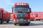 陕汽重卡 德龙X3000 复合版 430马力 6X4 LNG牵引车(SX42584V384TL)图片