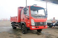 现代商用车 致道300N 116马力 4X2 3.55米自卸车(CNJ3040EPF31V)