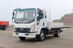 现代商用车 致道300N 116马力 3.815米排半栏板轻卡(CNJ1040EDF33V) 卡车图片