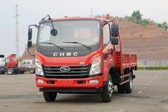 四川现代 致道300MII 143马力 3.85米排半栏板轻卡(CNJ1040ZDB33V) 卡车图片
