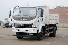 四川现代 致道500M 140马力 4X2 4.1米自卸车(CNJ3120QPA37V) 卡车图片