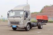 现代商用车 盛图H1 141马力 4.13米单排仓栅式式轻卡(CHM5070CCYGDC33V)