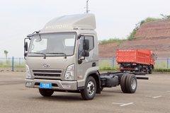 现代商用车 盛图H1 141马力 4.13米单排仓栅式式轻卡(CHM5070CCYGDC33V) 卡车图片