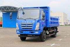 四川现代 瑞越 115马力 4X2 4.1米自卸车(CNJ3040ZDB33V) 卡车图片