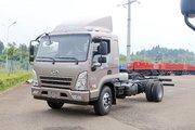 四川现代 盛图H5 154马力 5.3米排半厢式轻卡(CHM5070XXYGDC42V)