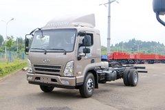 四川现代 盛图H5 154马力 5.3米排半厢式轻卡(CHM5070XXYGDC42V) 卡车图片