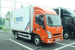 跃进 超越E100 4.5T 4.17米单排厢式纯电动轻卡(SH5047XXYZFEVNZ)